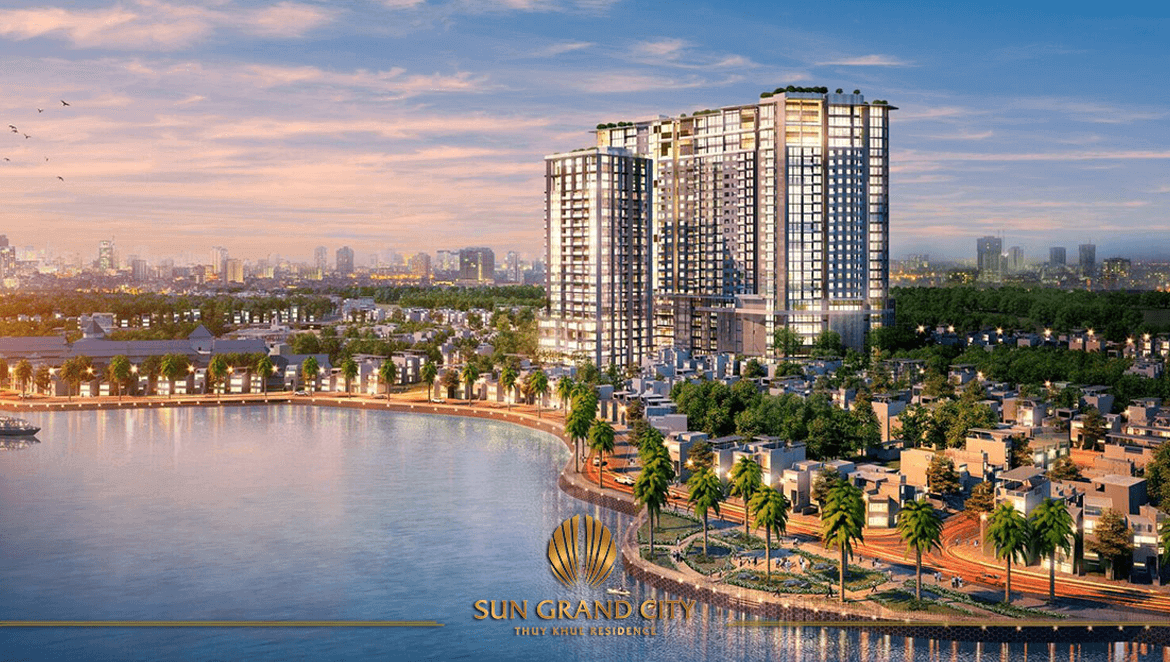 Dự Án: Sun Grand City